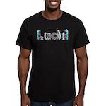 Lucid Men's Fitted T-Shirt (dark)