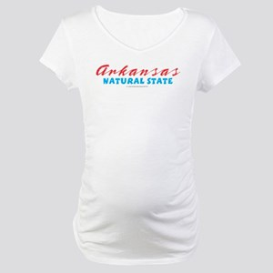 Arkansas - Natural State Maternity T-Shirt