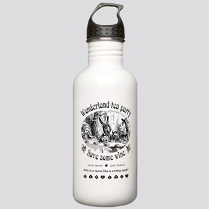Wonderland tea party Stainless Water Bottle 1.0L