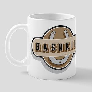 American Bashkir Curly Horse Mug