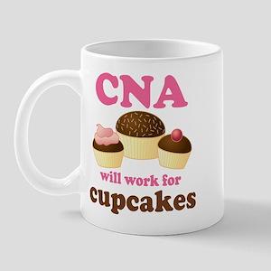Funny CNA Mug