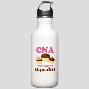 Funny CNA Stainless Water Bottle 1.0L