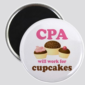 Funny CPA Magnet