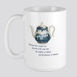 Teapot Large Mug