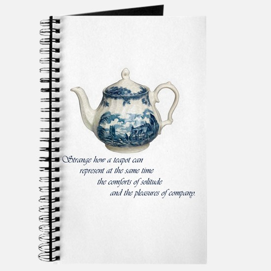 Teapot Journal