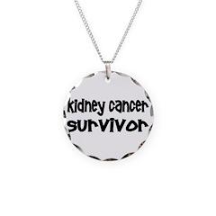 Kidney Cancer Necklace