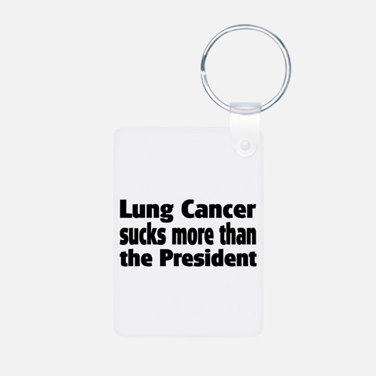 Lung Cancer Keychains
