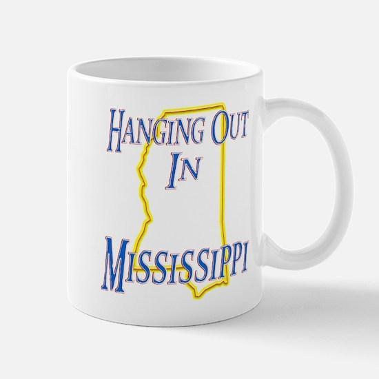 Hanging Out in MS Mug
