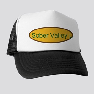 Sober Valley Lodge Trucker Hat