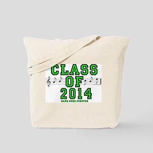 BandNerd.com: Class of 2014 Tote Bag