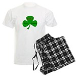Sexy Irish Grandma Men's Light Pajamas