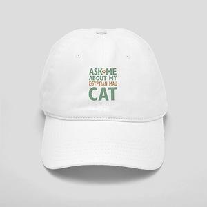 Egyptian Mau Cat Cap