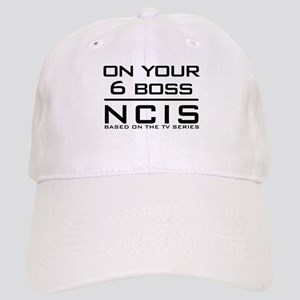 On Your 6 Boss NCIS Cap