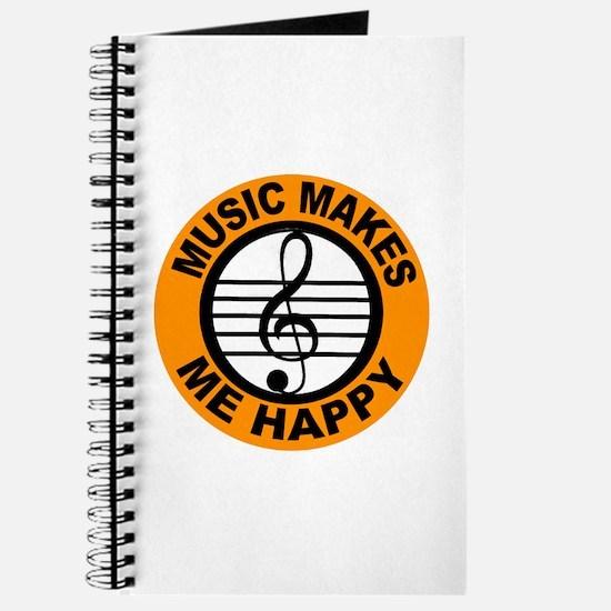 START THE MUSIC Journal