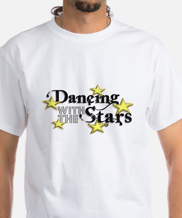 Dancing with the Stars White T-Shirt