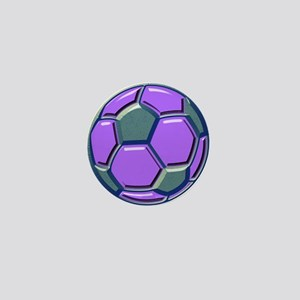 Soccer Impressions Mini Button