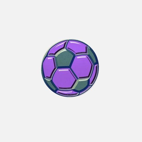 Soccer Impressions Mini Button