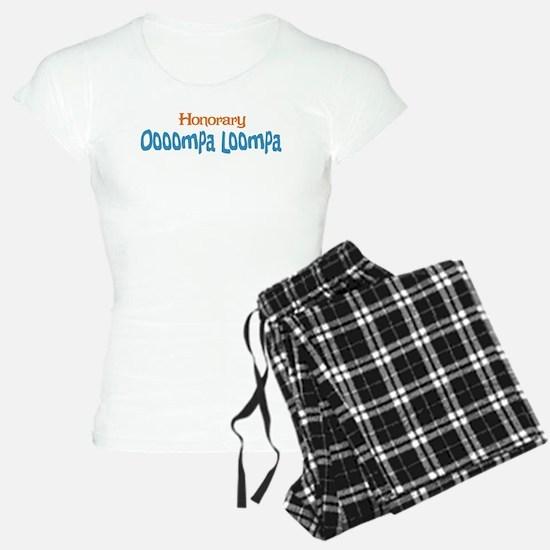 Honorary Oooompa Loompa Pajamas