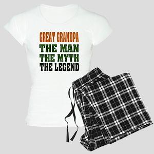 Great Grandpa - The Legend Women's Light Pajamas
