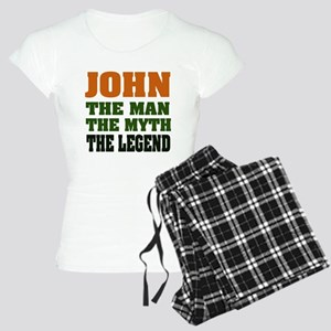 JOHN - The Legend Women's Light Pajamas
