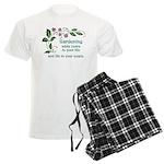 Gardening adds Years Men's Light Pajamas
