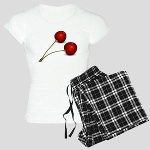Sweet Cherries Women's Light Pajamas