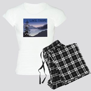 Lake Tahoe Women's Light Pajamas