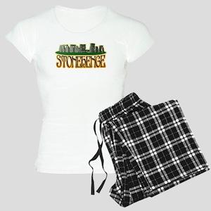 Stonehenge Women's Light Pajamas