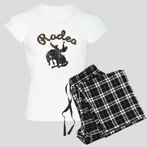 Retro Rodeo Women's Light Pajamas