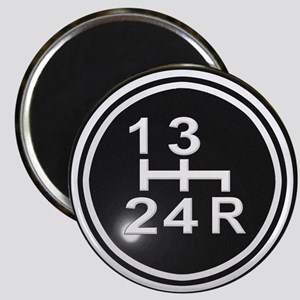 Four Speed Classic Magnet