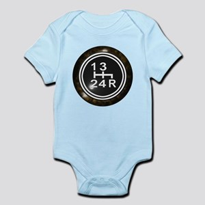Four Speed Classic Infant Bodysuit