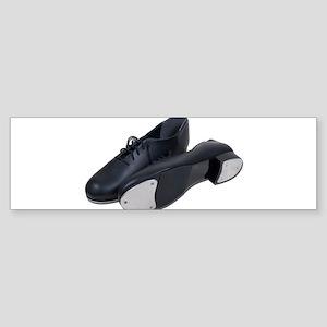 Tap Shoes Sticker (Bumper)