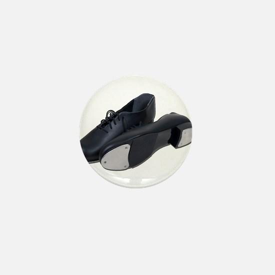 Tap Shoes Mini Button (10 pack)