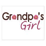 Grandpa's Girl Small Poster