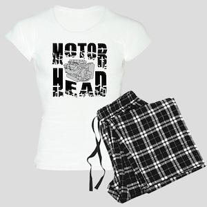 Motor Head Women's Light Pajamas