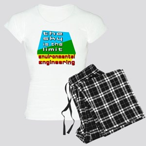 Environmental Engineer Women's Light Pajamas
