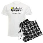 Smart Biological Engineer Men's Light Pajamas
