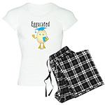 Eggucated Women's Light Pajamas