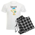 Eggucated Men's Light Pajamas