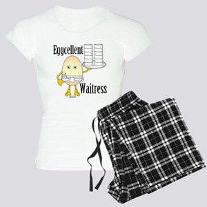 Eggcellent Waitress Women's Light Pajamas