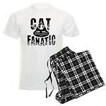Cat Fanatic Men's Light Pajamas