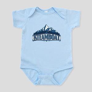 Steamboat Blue Mountain Infant Bodysuit