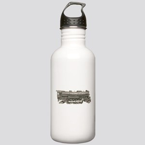 VINTAGE TRAIN TOYS Stainless Water Bottle 1.0L