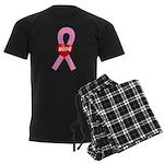 Pink Hope Men's Dark Pajamas