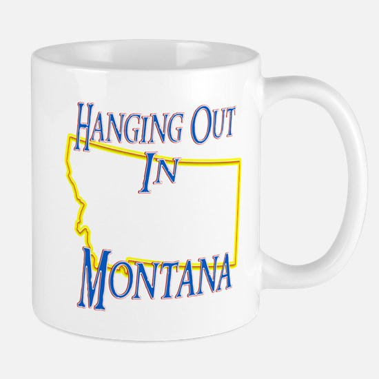 Hanging Out in MT Mug