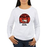 Horse Shit Cigarettes Women's Long Sleeve T-Shirt