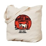 Horse Shit Cigarettes Tote Bag