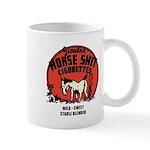 Horse Shit Cigarettes Mug