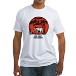 Horse Shit Cigarettes Fitted T-Shirt