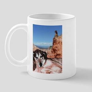 Doberman Shepherd Mix Mug